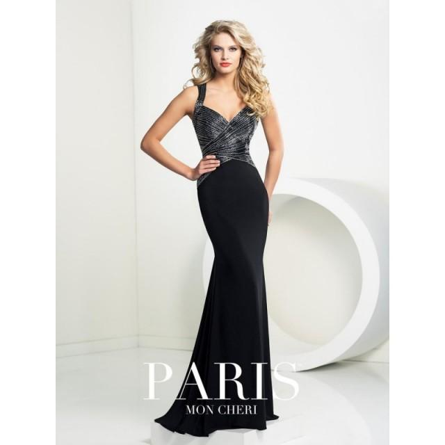 4dae1ed32a Paris By Mon Cheri 116713 - Elegant Evening Dresses  2694160 - Weddbook