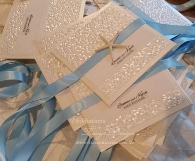 Luxury Beach Wedding Invitations Seaside Wedding Abroad