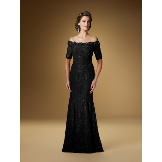 Black Destination Dressing Rina Di Montella Social Occasions ...