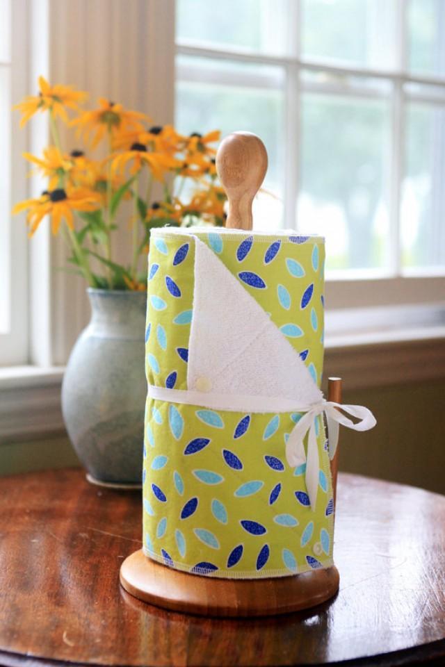 Kitchen Towels, Reusable Paper Towels, Unpaper Towels, Cloth ...