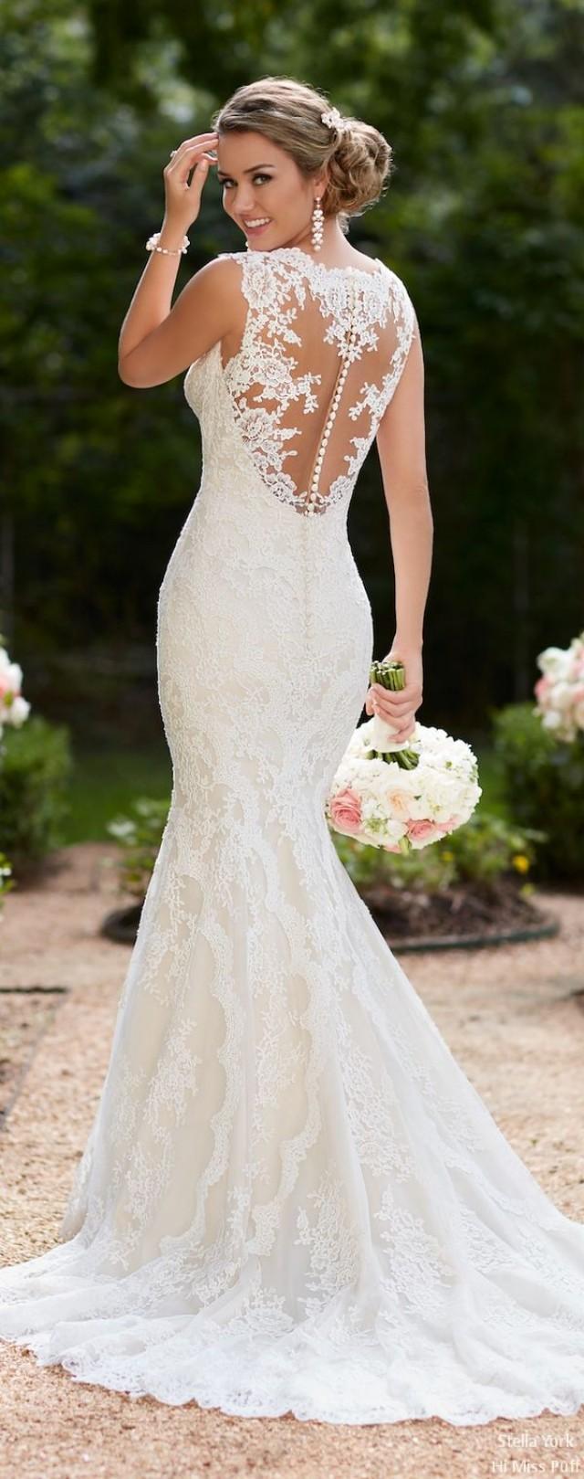 Dress - Stella York Wedding Dresses 2017 #2707493 - Weddbook