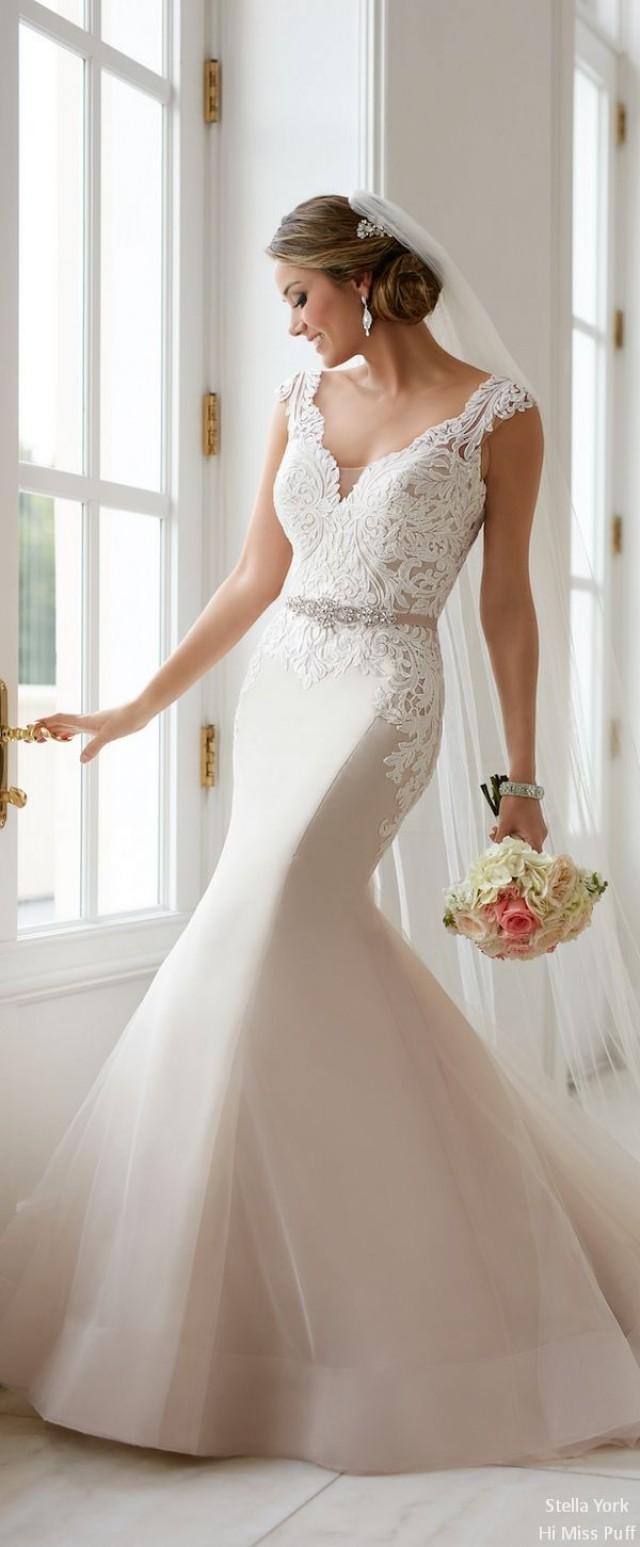 edcefa4b83a Dress - Stella York Wedding Dresses 2017  2715094 - Weddbook