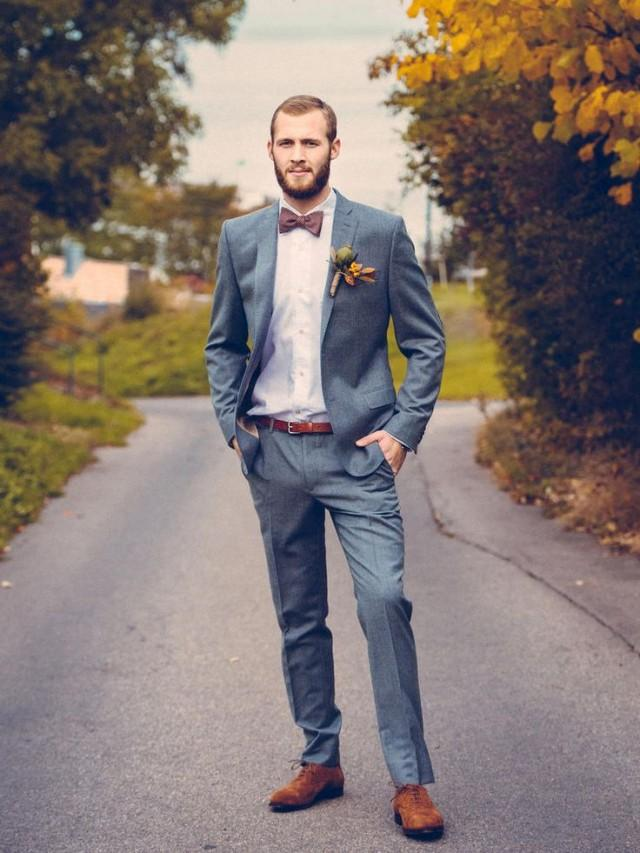 Groom outfit ideas for every type of wedding venue 2719354 weddbook - Fotowand paletten ...