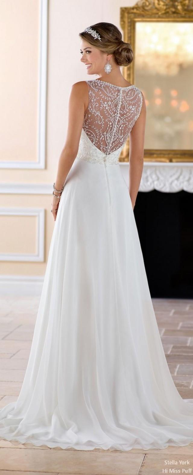Dress Stella York Wedding Dresses 2017 2719957 Weddbook