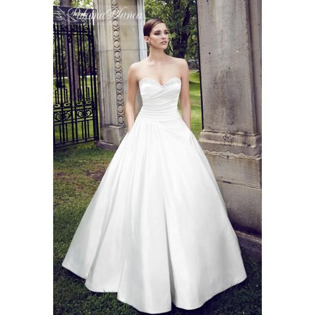 Paloma blanca 4556 stunning cheap wedding dresses for Cheap wedding dresses sale