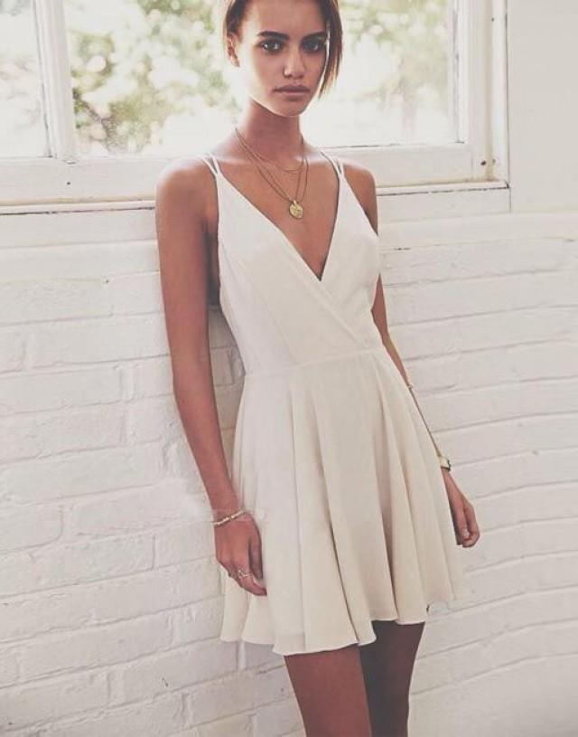 dress short homecoming dress 2778751 weddbook