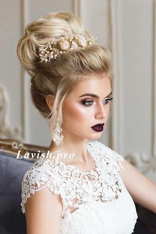 30 Greek Wedding Hairstyles For The Divine Brides #2785865