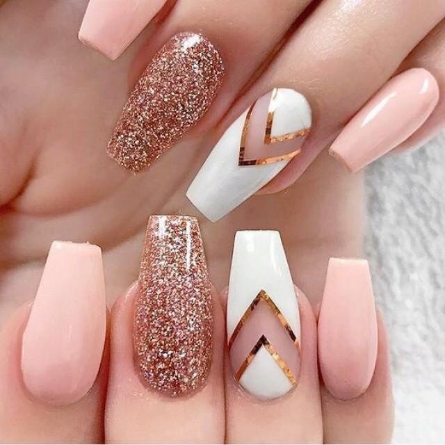 Nagel - Minimal Nails #2787191 - Weddbook