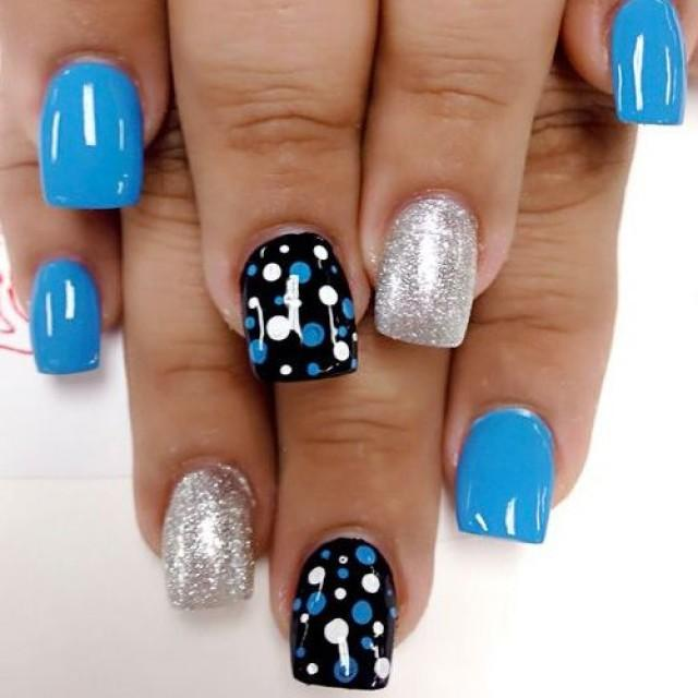 Nail Art Designs 2018: 75 Trending Nail Designs For 2018
