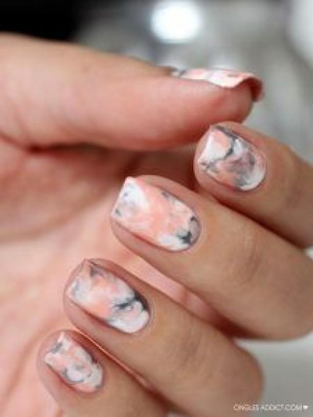 Pastel Nails 35 Creative Pastel Nail Art Designs 2802447 Weddbook