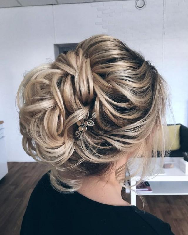 Top 20 Fabulous Updo Wedding Hairstyles: Fabulous Updo Wedding Hairstyles With Glamour #2805797