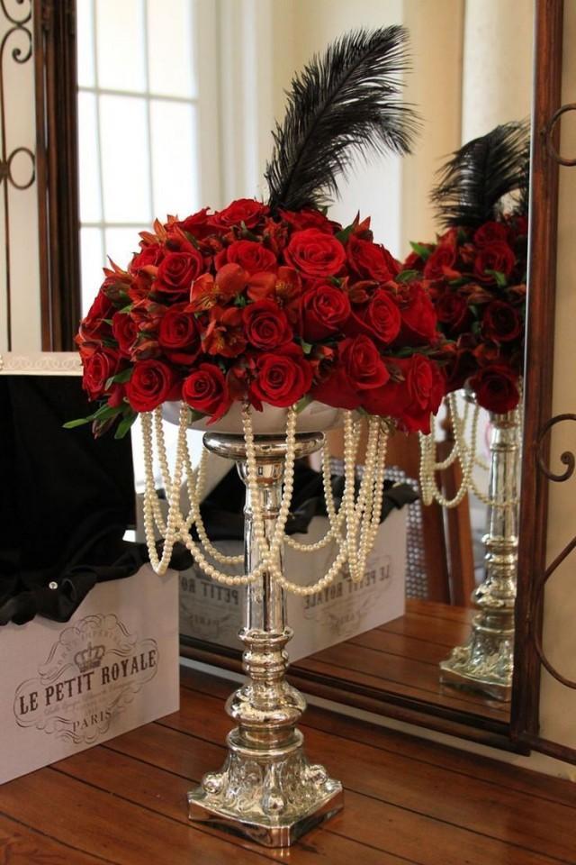 40 Great Gatsby Wedding Centerpieces Ideas 2817845 Weddbook