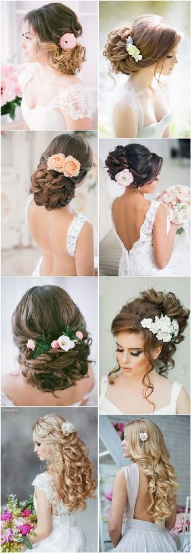 Свадебные прически с фото на все типы волос - Мир Позитива 6