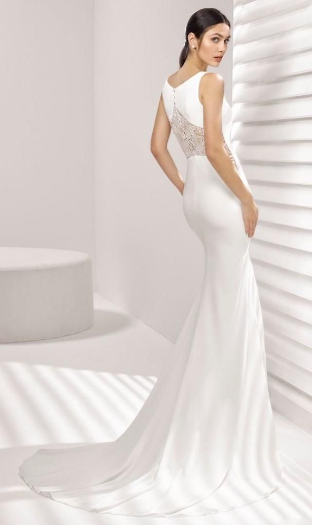 Dress Wedding Dress Inspiration Rosa Clara 2824310 Weddbook