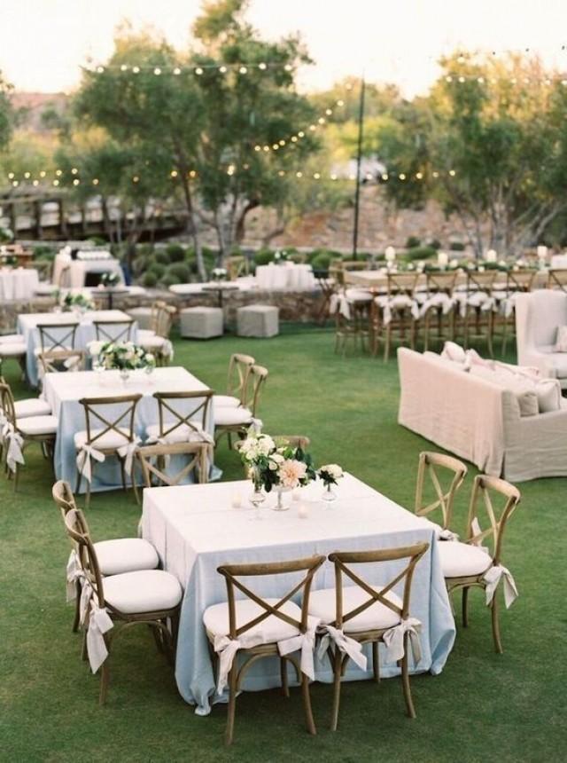 Top 20 Classic Romantic Dusty Blue Wedding Decor Ideas 2849036 Weddbook