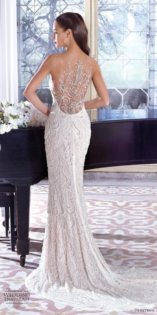 08d6fc6f60 Platinum By Demetrios 2019 Wedding Dresses  2860520 - Weddbook