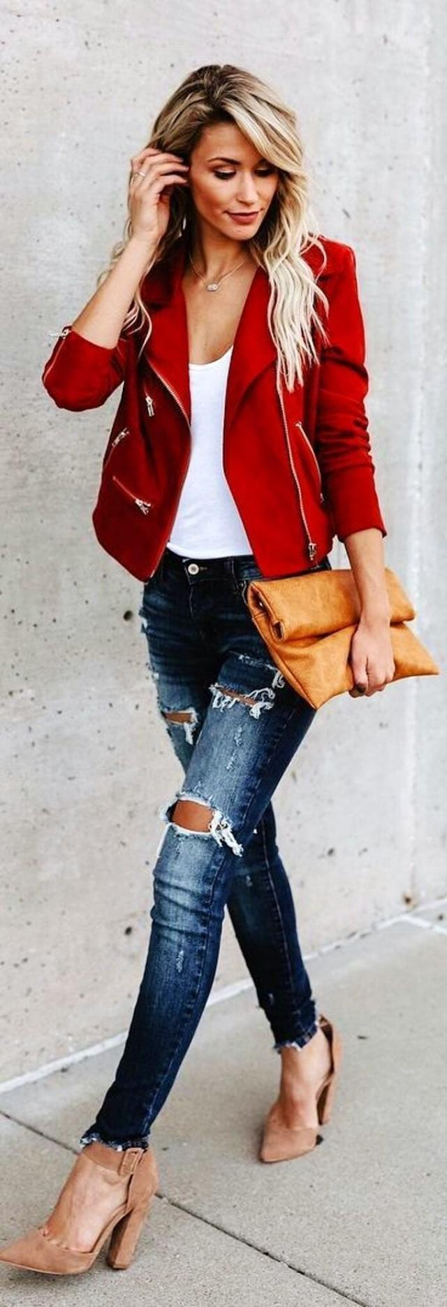 cbff04e6745 13 Quick Tips For Dressing Up Your Jeans