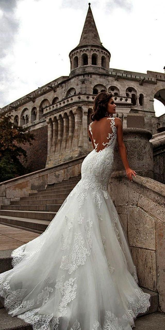 Check It Out > Lace Mermaid Wedding Dresses Under 20 pinterest ...