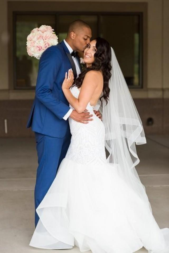 2 Horsehair Tulle Veil Soft Ivory Horsehair Veil Bridal Wedding