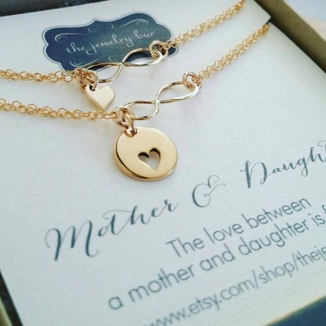Bridal Gift From Mother: Unique Wedding Gift, Mother Of The Bride Jewelry, Mother
