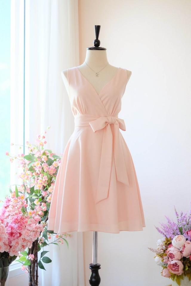Pink Blush Dress Pink Bridesmaid Dress Vintage Prom Dress Pink Party Dress Wedding Guest Dress Summer Sundress Autumn Dress Casual Dress 2888744 Weddbook,Attractive Beautiful Simple Wedding Dresses Pakistani