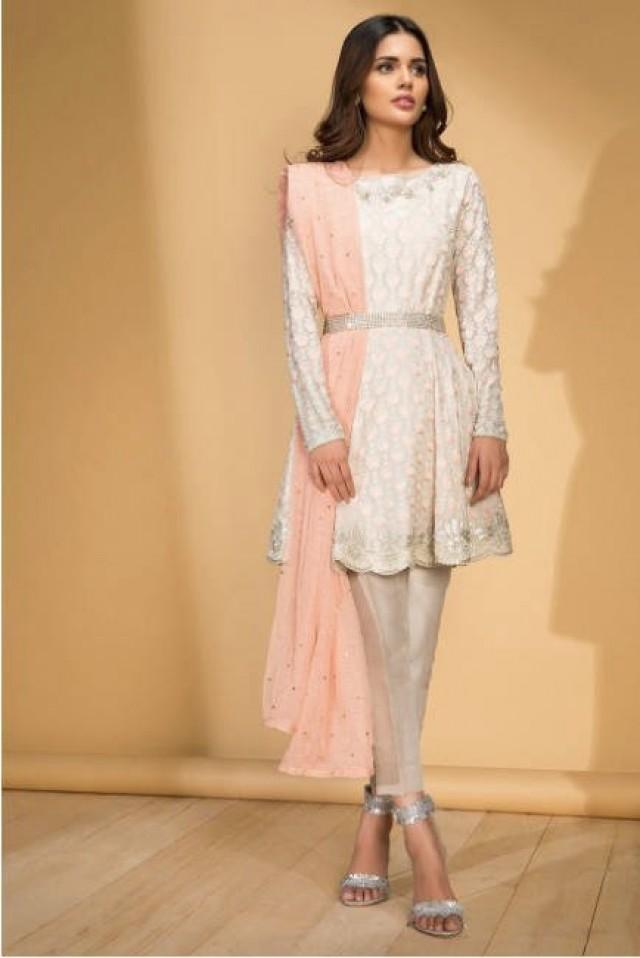 Peplum Pakistani Wedding Robe Review C8581 5fdac
