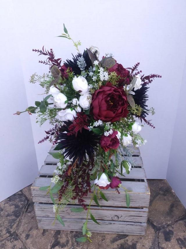 Bridal Bouquets Wedding Bouquet Wedding Flowers Artificial