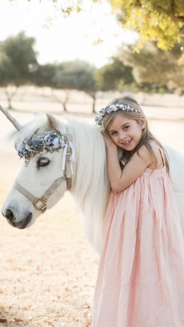 Silver Blue Unicorn Horn For Horse Unicorn Horse Set Unicorn Party Horse Unicorn Horn Set Flower Crown Horse Unicorn Costume 2969280 Weddbook