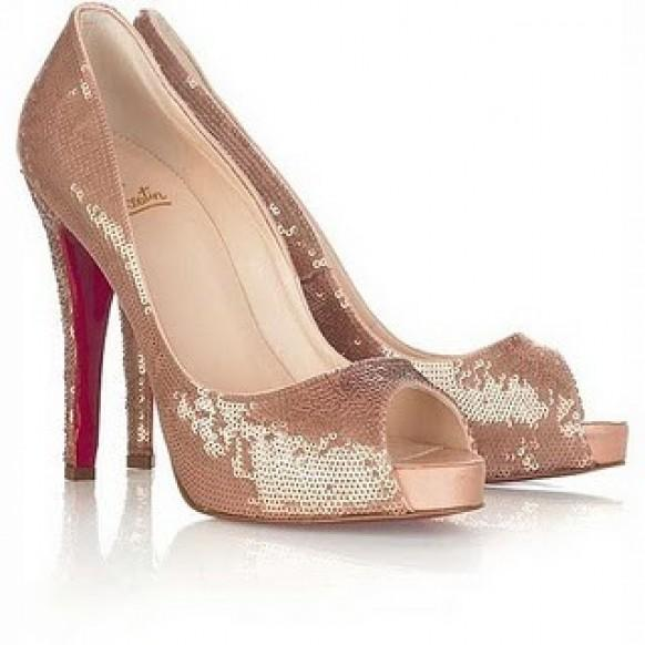 Christian Louboutin Wedding Shoes Chic And Comfortable Heels 796639
