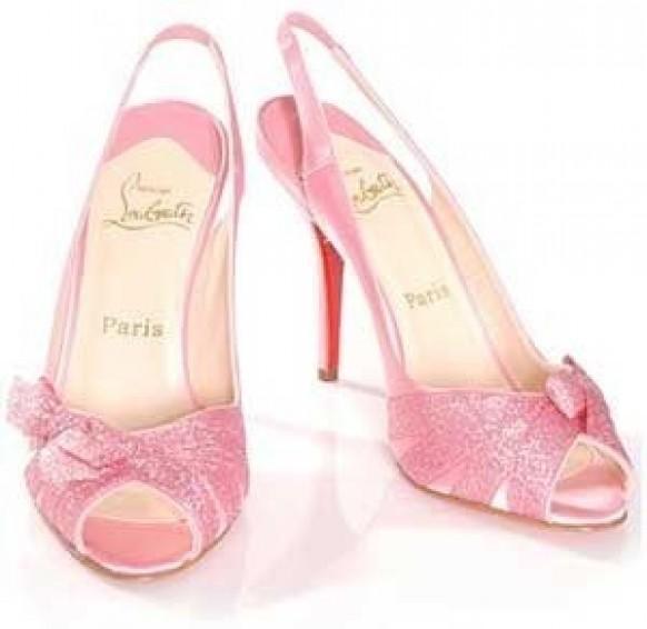 Pink Heels For Wedding: Chic And Fashionable Wedding High Heel Pumps #796719