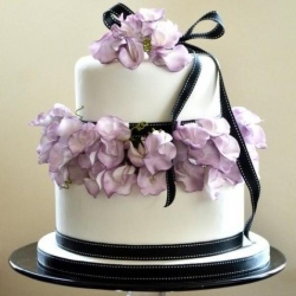 Modern Wedding Cakes: Modern Wedding Cakes #796833