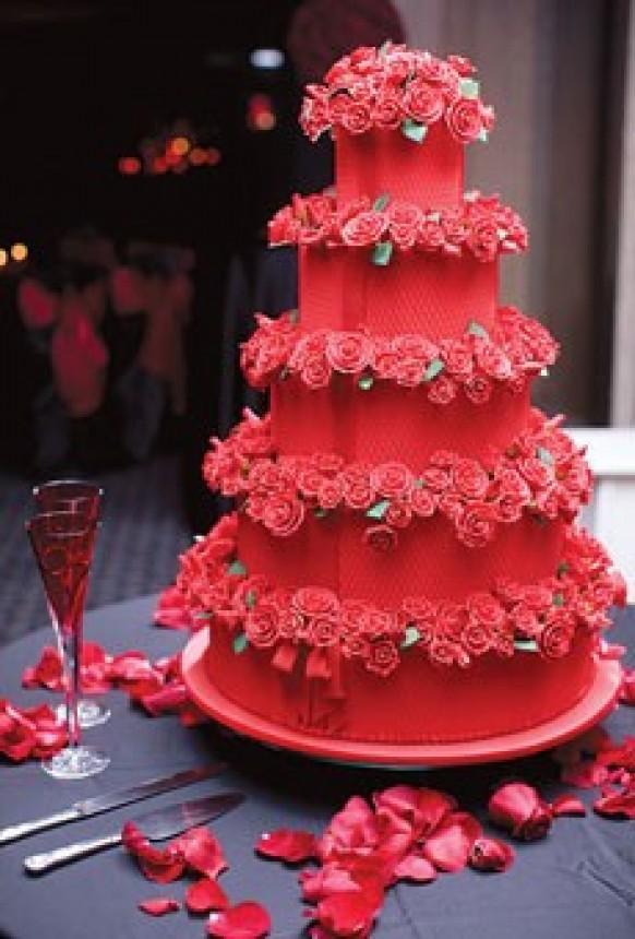 Как сделать очень красивый торт своими руками