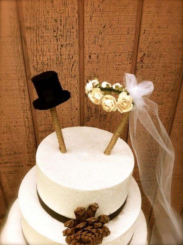 diy rustic wedding cake toppers rustic wedding cake topper country fall weddings 2040221 13619