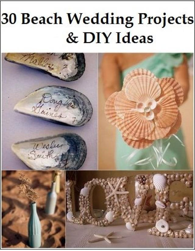 beach wedding decorations diy 30 plage orient 233 e projets de mariage et inspiration diy 1575