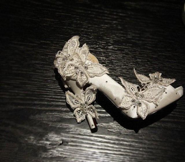 4 Inch Heels Wedding Shoes