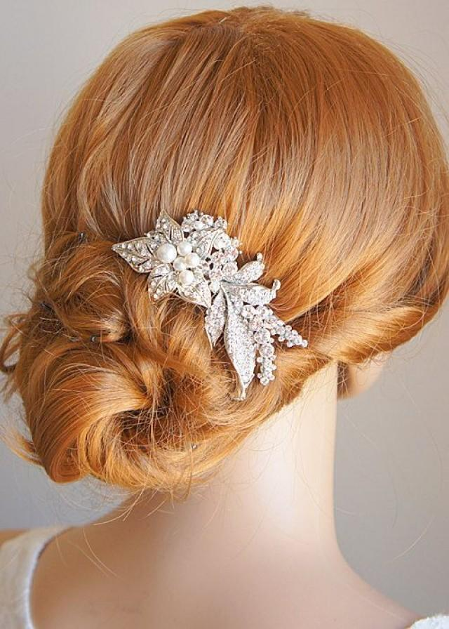 vintage style bridal hair accessories maite vintage style bridal hair accessories swarovski 4352