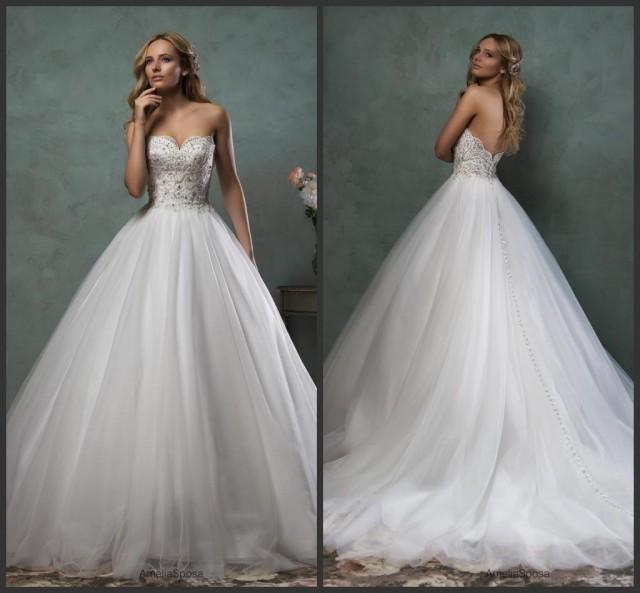 sell my wedding dress to a store best selling sweetheart 2016 amelia sposa wedding dresses 7289