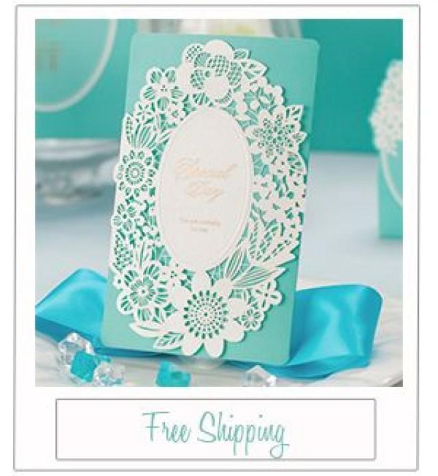 6 Perfect Shades Of Blue Wedding Color Ideas And Invitations 2401179 Weddbook