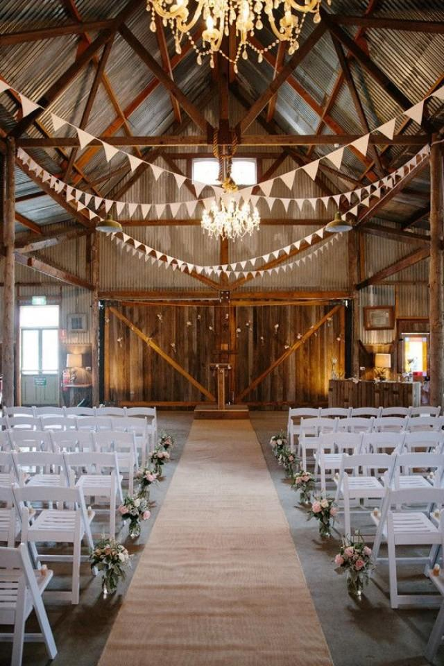 barn wedding ideas decorating 30 indoor barn wedding decor ideas with lights 1505