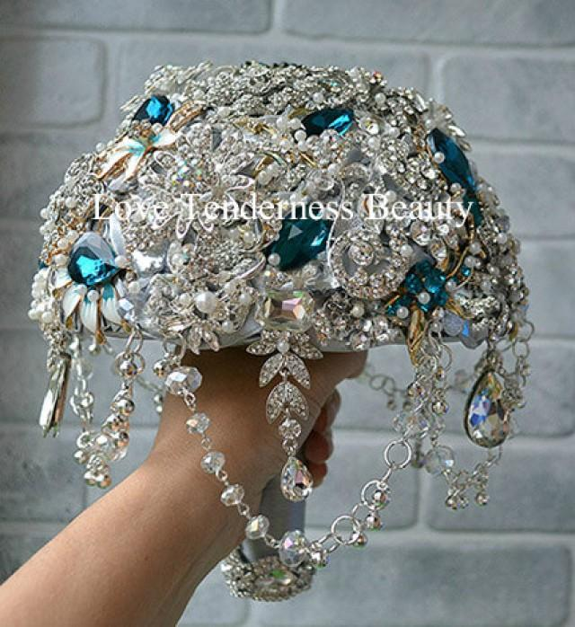 charms for wedding bouquets wedding bouquets brooch bouquet wedding bouquet bridal 2564