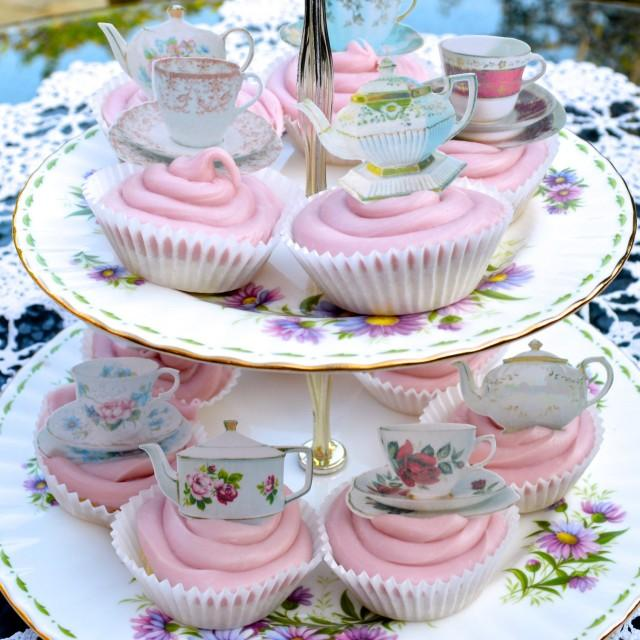 edible wedding cake decorations 2 edible teapots teacup x 360 wafers rice paper wedding 3832