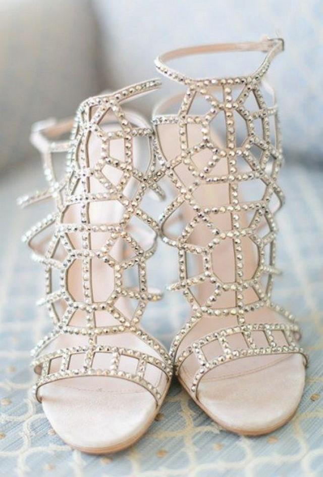 Blue Bridal Shoes Destin Florida