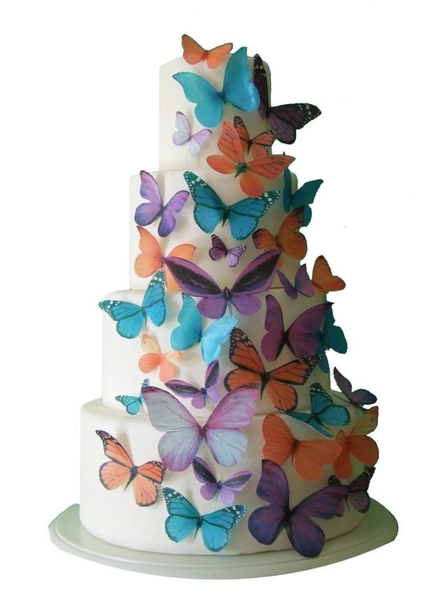 butterfly cake decorations edible butterfly cake toppers maddison cake 2163