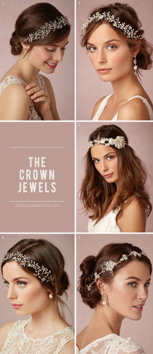 ideas - wedding hair accessories #2517557 - weddbook