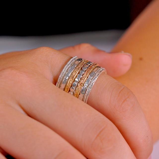 Extra Wide Wedding Bands