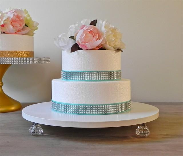 14 inch cake stand 14 inch wedding cake stand cupcake bling white cake stand 1020