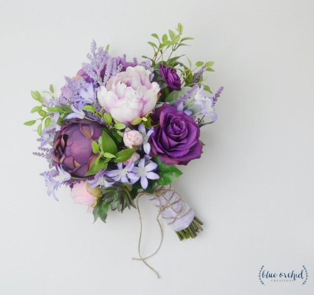 flower bouquet for wedding 2 boho bouquet purple lavender wildflower bouquet light 4138