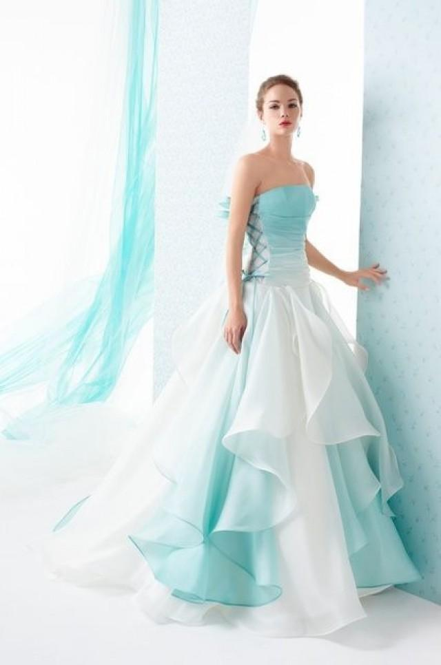 teal blue wedding dresses vestir dresses 2741605 weddbook 7929